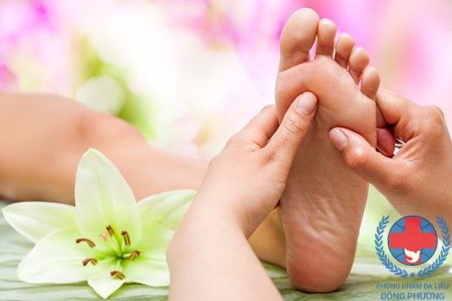 Bệnh cước chân là bệnh gì?