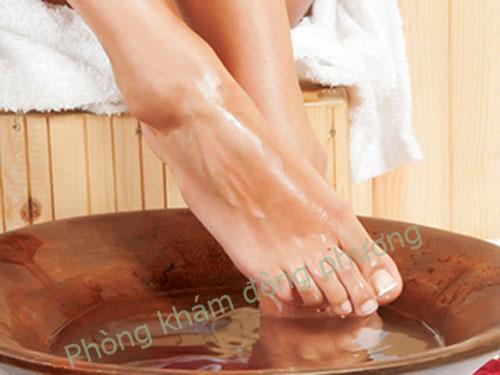 Bệnh cước chân là gì