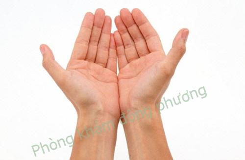 Bệnh cước tay