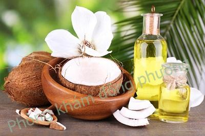 Cách chữa đồi mồi trên mặt hiệu quả không thể thiếu dầu dừa