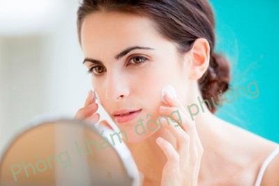Cách trị da bị dị ứng mỹ phẩm tốt nhất