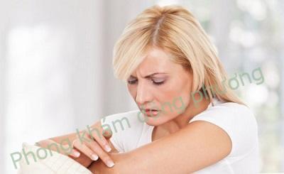 cách trị bệnh chàm khô hiệu quả