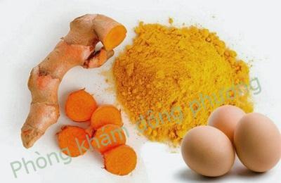 Công thức trị nám da bằng lòng trắng trứng siêu hot năm 2016