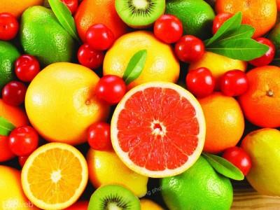 Ăn nhiều hoa quả để giảm thiểu ngứa da mặt