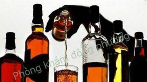 mề đay do rượu bia