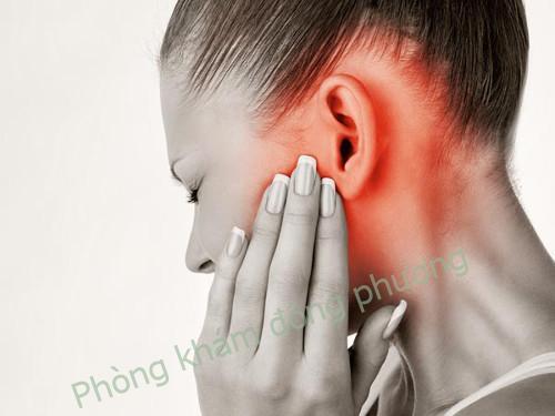 Bệnh cước ở tai