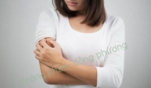 bệnh vẩy nến toàn thân