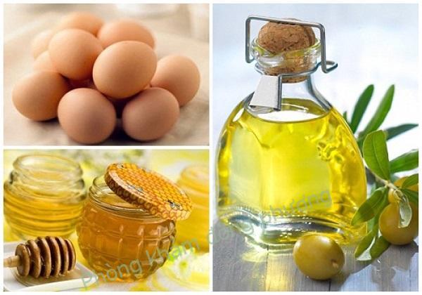 Cách trị nám da bằng trứng gà và dầu ô lưu