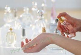 Nguyên nhân gây chàm tiếp xúc từ nước hoa