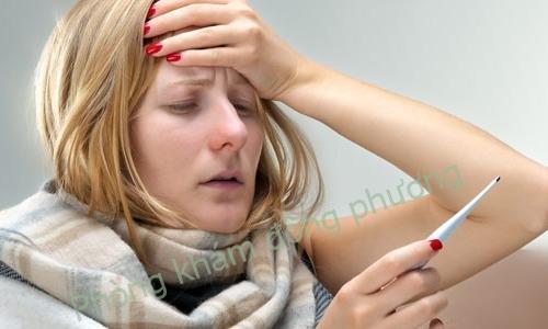 Dị ứng thuốc dẫn đến sốt cao