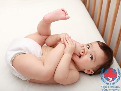 viêm da liên cầu ở trẻ em