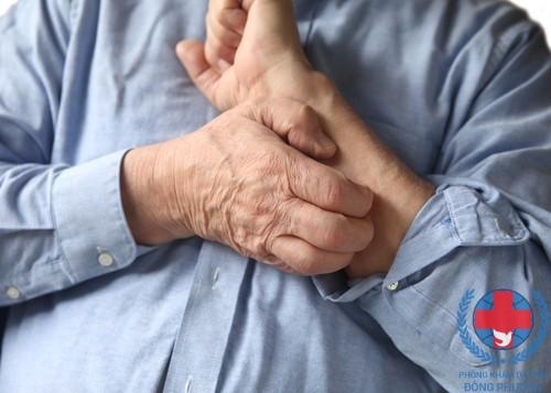 Bệnh ngứa ở người già nguyên nhân do đâu ?