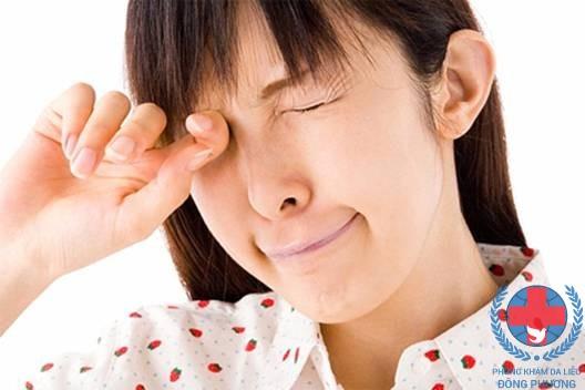 Bệnh ngứa mi mắt những thông tin liên quan đến bệnh
