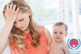 Bệnh ngứa sau khi sinh những điều cần biết