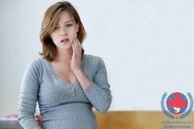 Kinh nghiệm bị dị ứng da mặt khi mang thai