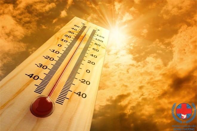 Bệnh mẩn ngứa khi trời nắng nóng giải pháp nào hiệu quả ?