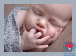 Chia sẻ về tình trạng dị ứng da ở trẻ sơ sinh