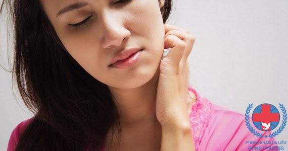 Dị ứng da toàn thân điểm mặt những dấu hiệu dễ nhận biết