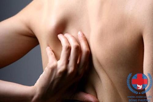 Bệnh ngứa lưng – Làm sao cho hết ngứa ?