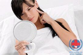 Thông tin liên quan đến nám da sau sinh