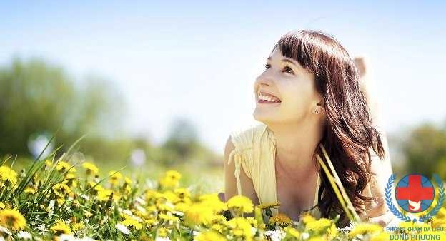 Bệnh ngứa phát ban do tiếp xúc phấn hoa