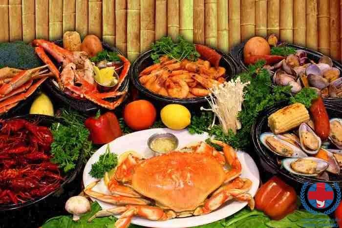 Nổi mề đay khi ăn hải sản nguyên nhân và cách khắc phục