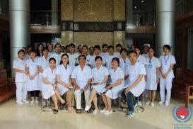 Đội ngũ bác sĩ tại Đông Phương