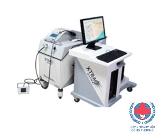 Máy điều trị bạch biến laser excimer bước sóng 308nm