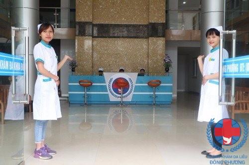 Quy trình thăm khám tại Phòng khám da liễu Đông Phương