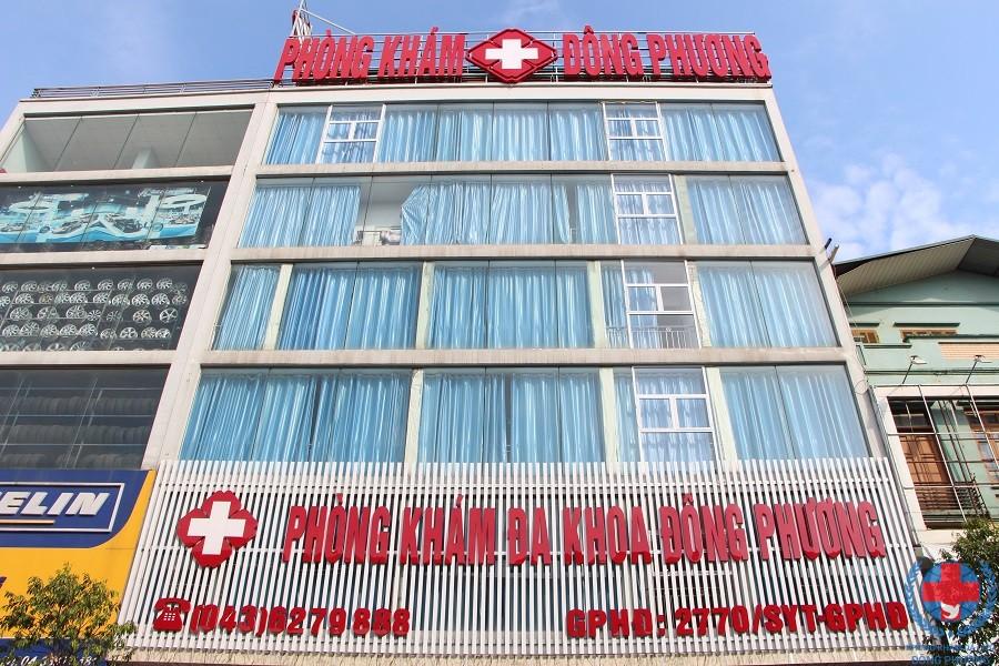 Phòng khám đa khoa Đông Phương – Uy tín hàng đầu Hà Nội