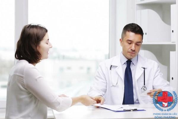 Chữa lang ben ở đâu tốt và khi nào cần gặp bác sỹ?