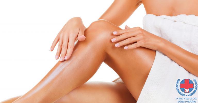 Viêm nang lông ở chân nguyên nhân và cách xử trí