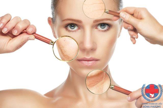 Đi tìm giải pháp cho bệnh viêm nang lông ở mặt