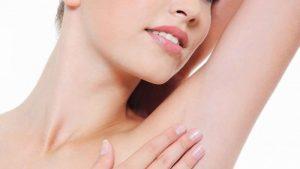 Chia sẻ tình trạng viêm nang lông ở nách