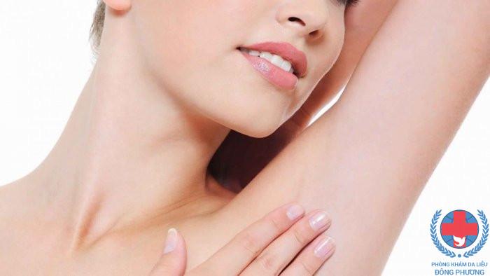 Viêm nang lông ở nách – nguyên nhân và cách xử trí dứt điểm