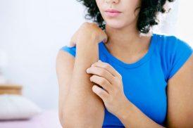Chia sẻ bệnh viêm nang lông ở tay