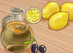 cách trị rụng tóc bằng dầu ô liu đơn giản