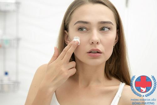 Tìm hiểu về liệu pháp TBW trị dị ứng da mặt