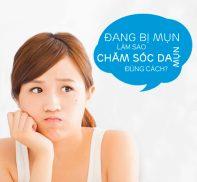 Cham Soc Da Mun Hieu Qua