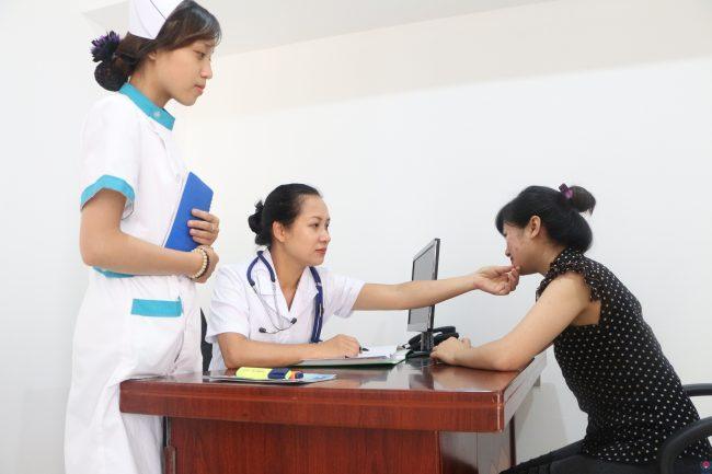 phòng khám Đông Phương 497 Quang Trung
