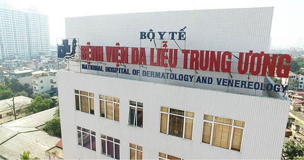 Benh Vine Da Lieu Trung Uong 1