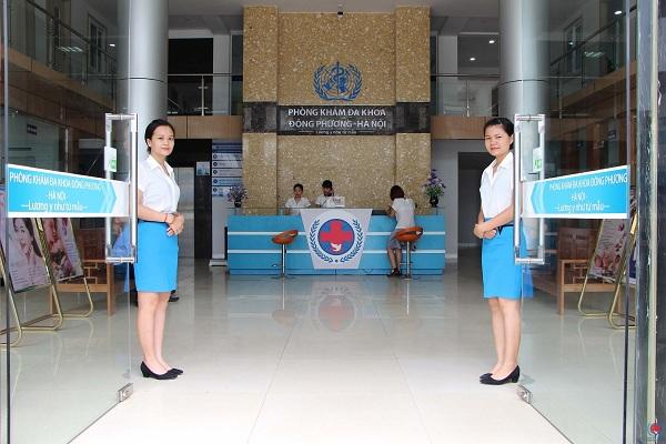 Phòng khám đa khoa Đông Phương uy tín nhất tại Hà Nội