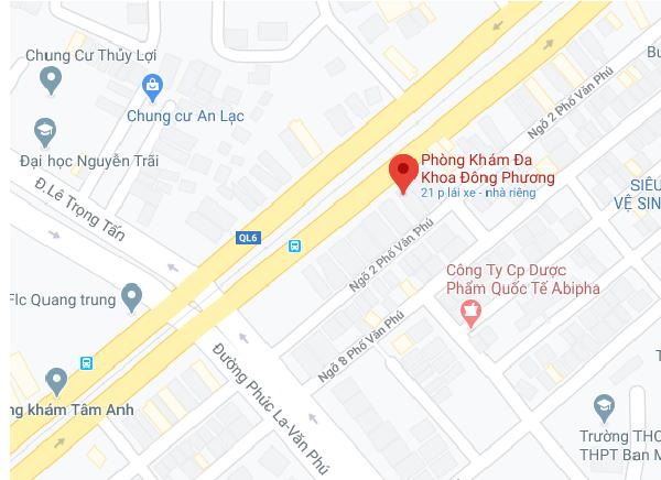 Phong Kham Da Khoa Dong Phuong